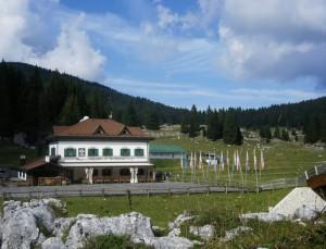 Base del Centro Fondo Gallio