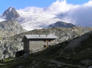 rifugio Alberto Deffeyes