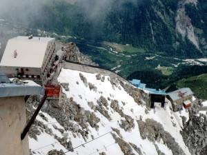 I Rifugi Torino al Col del Gigante