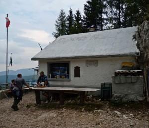Rifugio degli Alpini