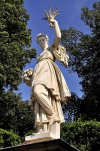 Statua Dell'Abbondanza - Giardino dei Boboli