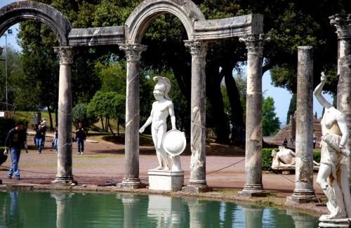 Tivoli - villa Adriana il Canopo