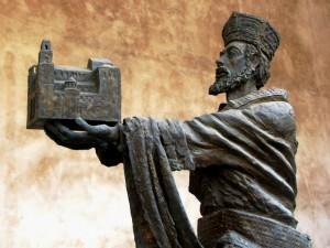 Guglielmo che offre il Duomo