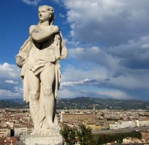 Firenze ai miei piedi