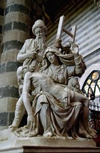"""La Pietà """" Duomo di Orvieto """""""