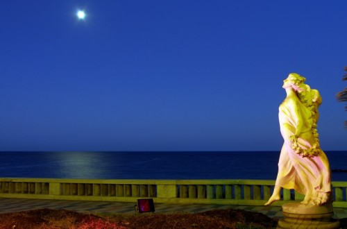 Sanremo - guarda che luna!..
