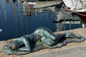La sirena dormiente….