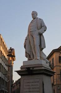 Novara a Cavour