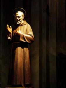 Il frate di Pietralcina…