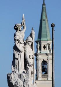 A difesa del campanile