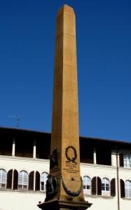 Un obelisco fiorentino