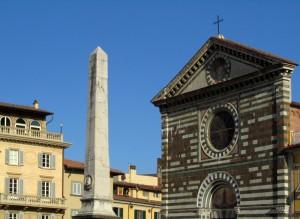 L'omaggio a Garibaldi