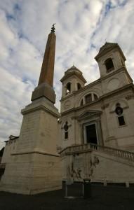Obelisco Trinità dei Monti
