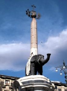 Simbolo della città di Catania