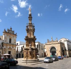 Obelisco dell'Immacolata di Nardò