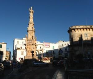 Obelisco di Sant'Oronzo di Ostuni
