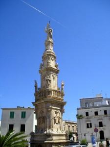 Guglia di Sant'Oronzo