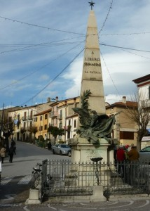 Natale sull'Obelisco