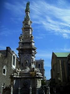 Obelisco dell' Immacolata