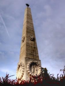 l'obelisco dei lavoratori…