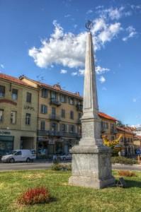 L'obelisco gemello