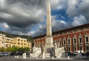 Obelisco dell'Unità d'Italia