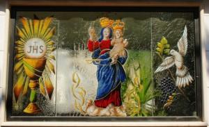 """La triade della pace """"Uomo, Donna, Colomba"""""""