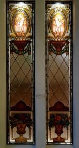 vetrata del museo