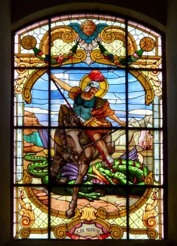 Ragusa - San Giorgio e il Drago