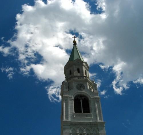 Cortina d'Ampezzo - Tra le nuvole