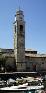 San Nicolò, sul porticciolo