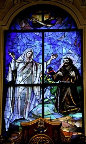 Ostuni - eccomi San Francesco!