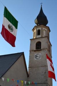 Un campanile…internazionale!