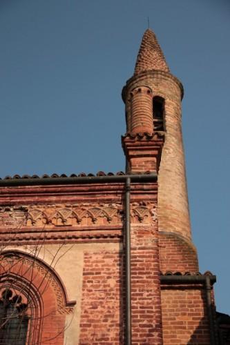 Belgioioso - Campanile dell'Oratorio di San Giacomo della Cerreta
