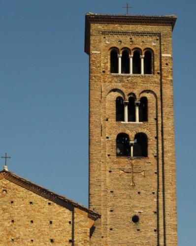 Ravenna - Campanile della Basilica di S. Francesco