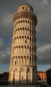 Torre campanaria della cattedrale di Pisa