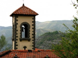 Il campanile di San Martino
