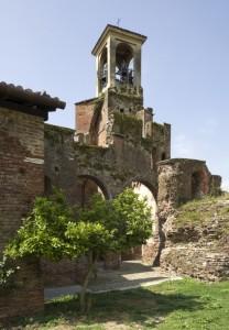 Il campanile della basilica