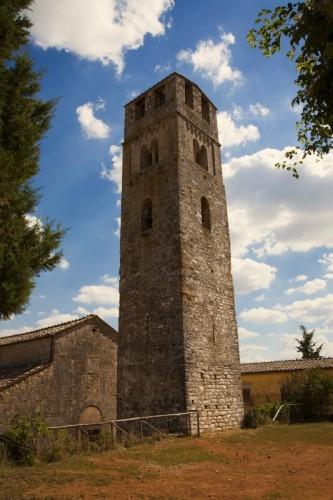 Sovicille - Pieve di San Giovanni Battista a Pernina