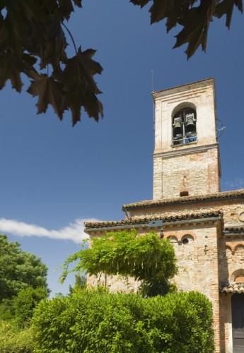 Gavazzana - Il campanile di S. Martino
