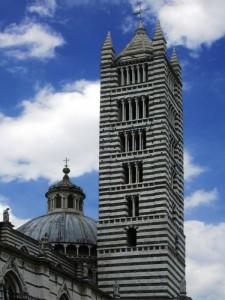 Sul Duomo di Siena