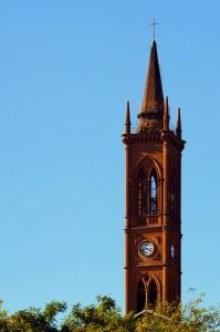 Il campanile di Fubine