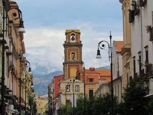 Il Campanile del Duomo di Sorrento