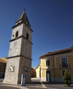 Il campanile di Santa Sofia