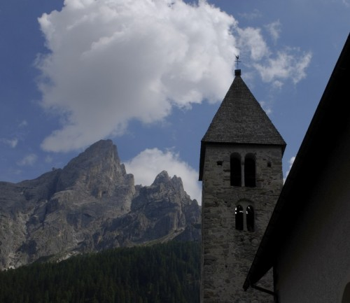 Siror - Campanile Chiesa di San Martino
