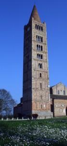 Il campanile di Pomposa
