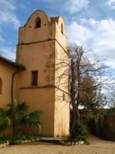 il campanile della Sorresca