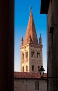 La Torre a cinque piani…..
