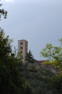 Torre campanaria della Cattedrale di Anagni