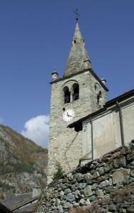 La Torre Campanaria di Antey Saint-Andrè